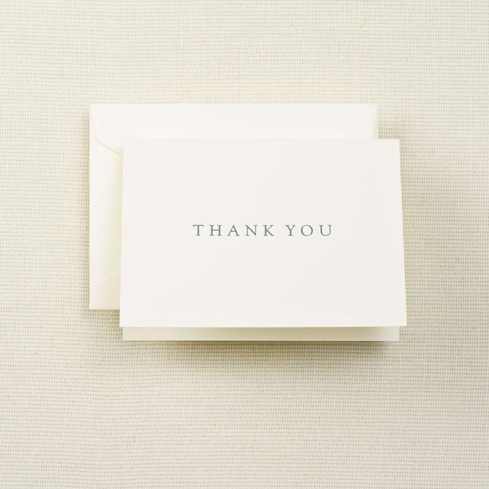Plain Thank You Cards Crazy Invitations
